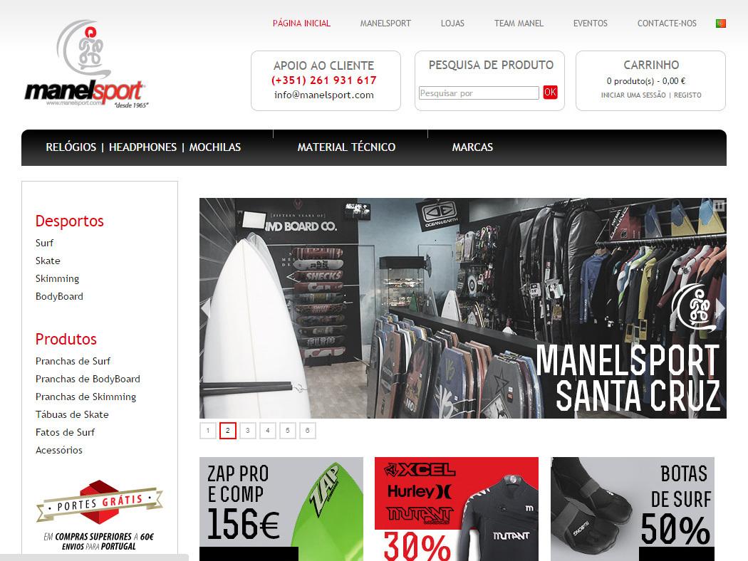 942ffc61e Manel Sport - Loja online de Artigos Desportivos - Viamodul