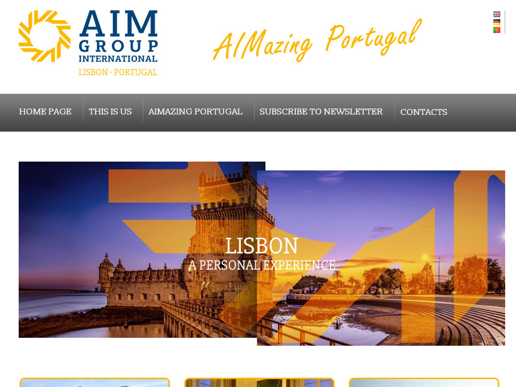 AIM Portugal - Wine Tours, Events and Congresses