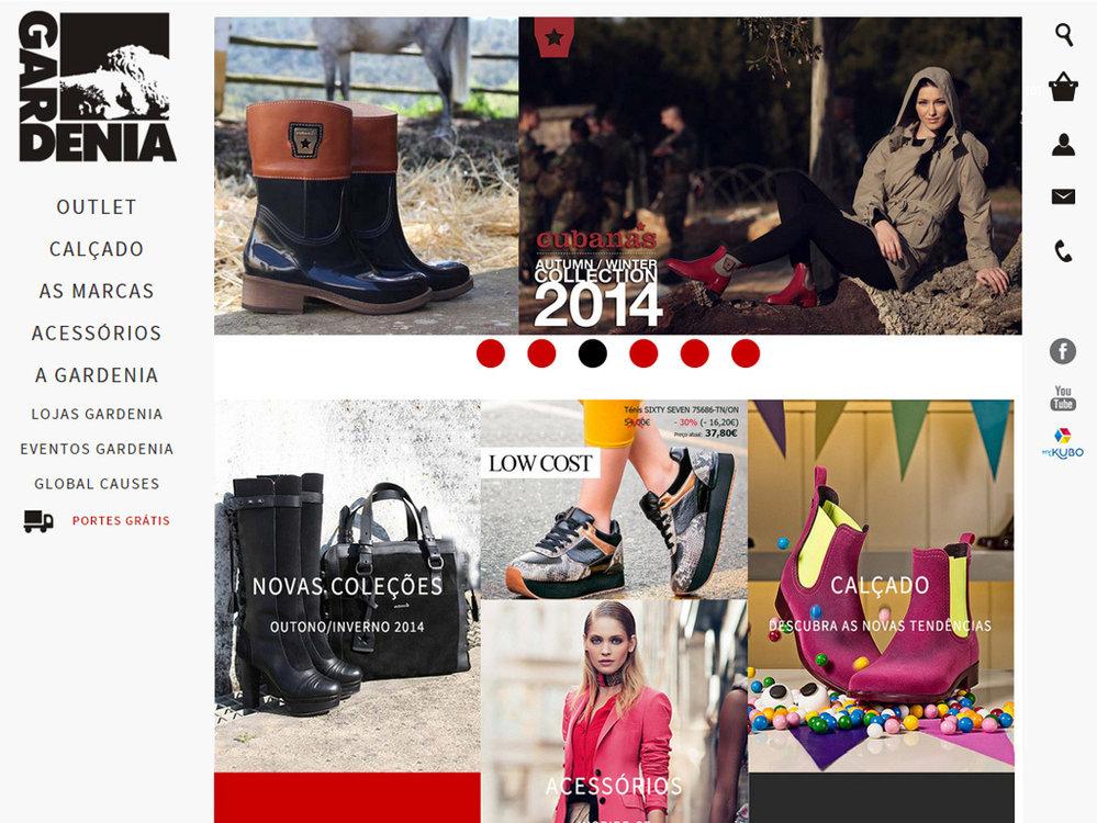 2d660a5f22 Gardenia - Loja online Sapatos