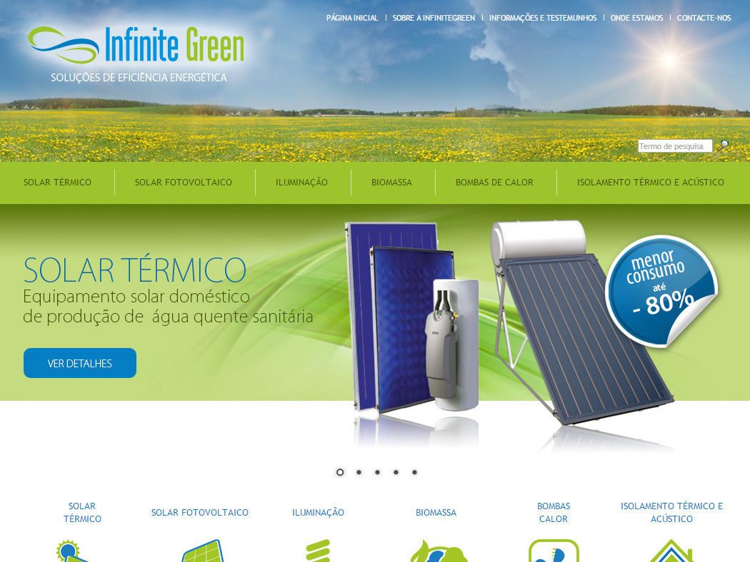 Infinite Green - Energy Efficiency Services & Solutions