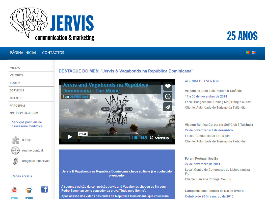 Jervis Pereira - Consultants in Marketing and Communication