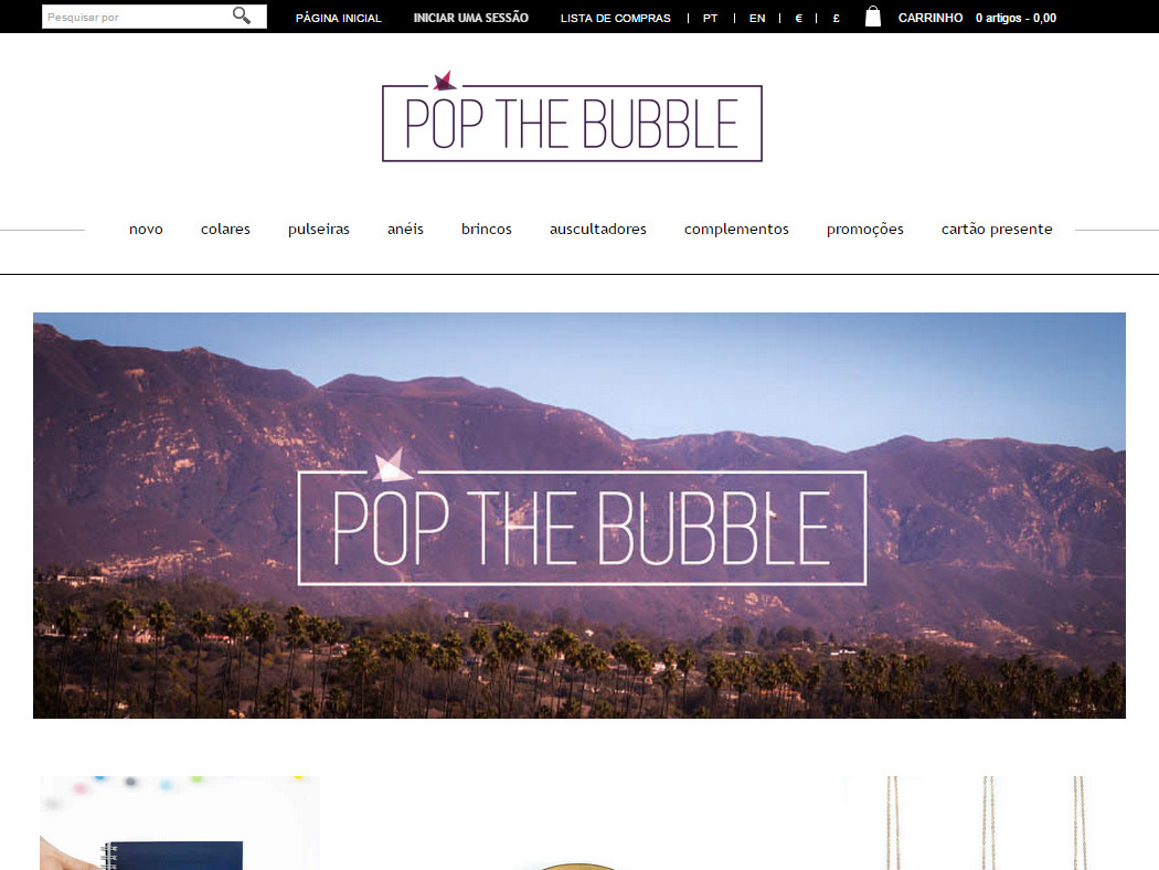 Pop the Bubble - Shop online for Fashion and Lifestyle Accessories