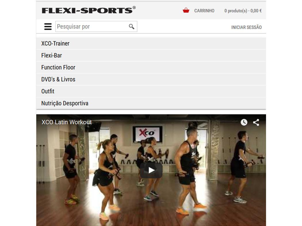 finest selection 67d9f 13ea7 Flexi-Sports - Online Shop für Sportartikel - Viamodul