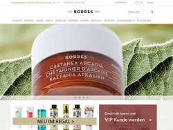 Deutscher KorresStore  Shop für Naturkosmetik - epages 1and1