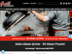 Grill Arena - the Grill Cult Store:: epages Strato