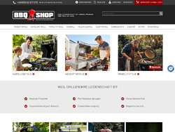 BBQ Entertainer-Grill Shop:: epages Host Europe