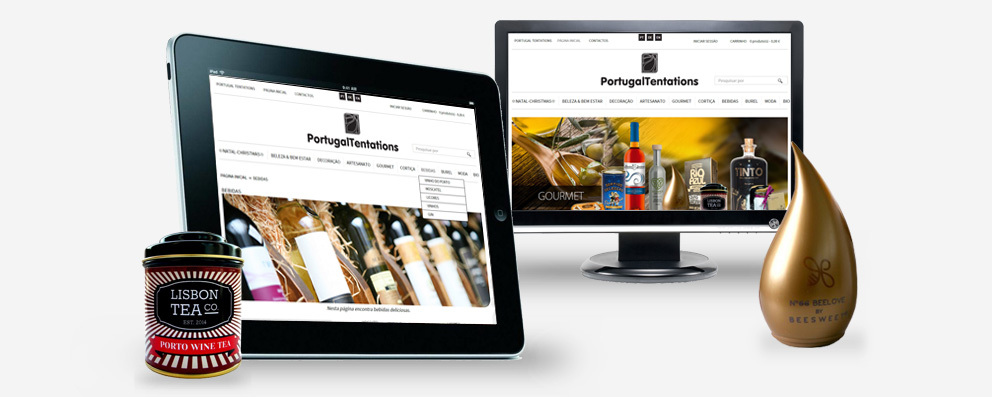 epages online shop Portugal Tentations